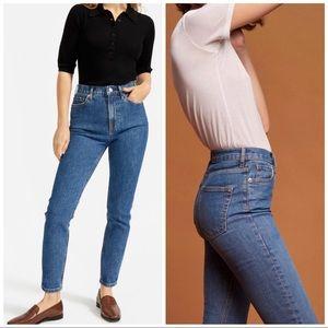 Everlane NWT High Rise Skinny Jeans, 27